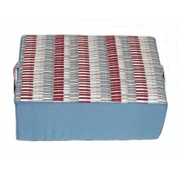 Meditation cushion - Baguettes Magiques collection - Blue