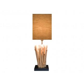 Lampe design bois Vega