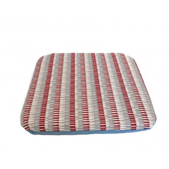 Futon cushion - Baguettes magiques collection - Blue
