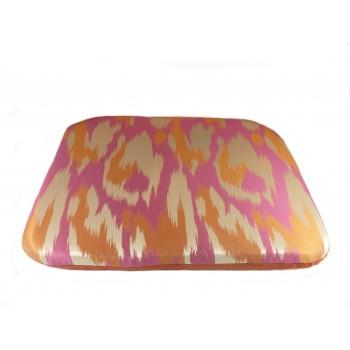 Coussin futon - Collection Joie de Vivre - Orange