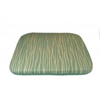 Coussin futon - Collection Sagesse Espiègle - Bleu