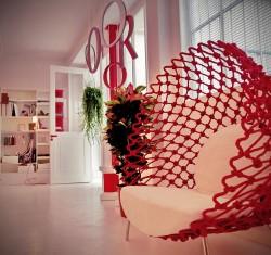 Opus Rouge Décoration