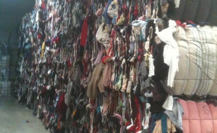 Le Relais usine recyclage textiles