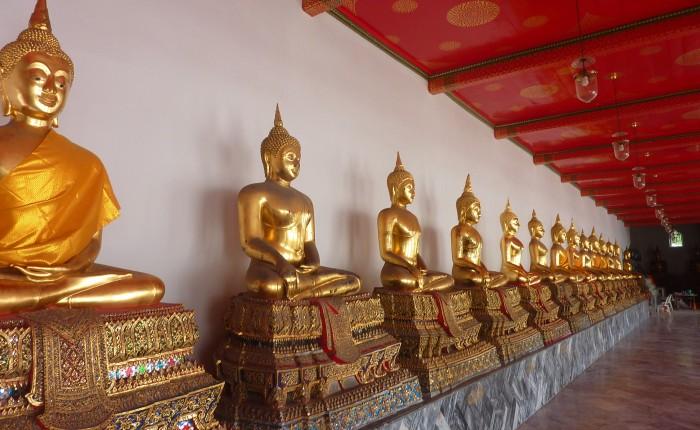 Wat Pho Bangkok Spiritopus