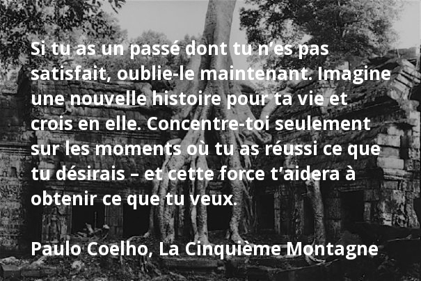 Imagine une nouvelle histoire Paulo Coelho