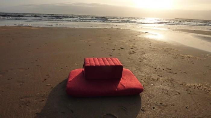 Zabuton tapis de méditation futon et coussin de meditation