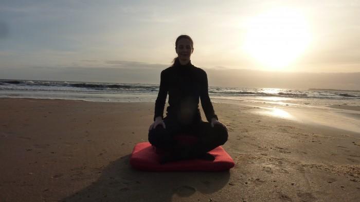 la méditation est un chemin que l'on choisit