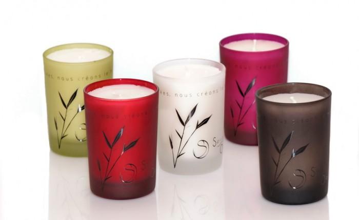 bougies parfumées SpiritOpus