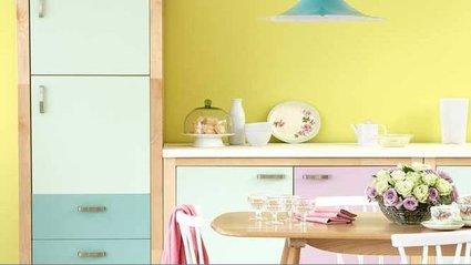 cuisine pastel