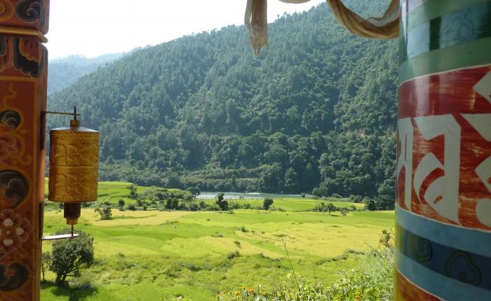 l'émerveillement Bhoutan spiritopus