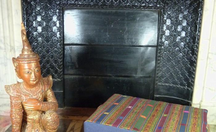 Coussin de méditation Bhoutan SpiritOpus