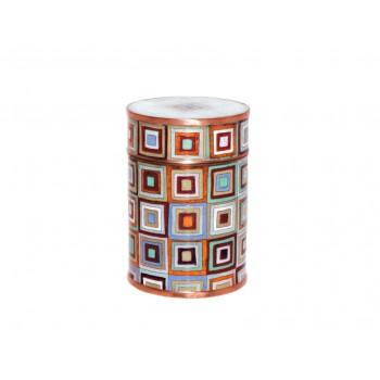 Small cloisonne pot - Sweet Tibet