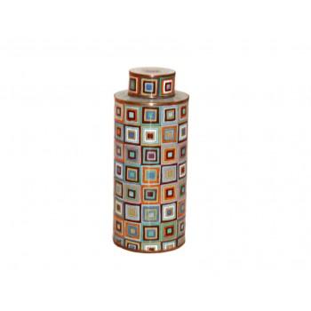 Large cloisonne pot - Sweet Tibet