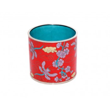 Pencil cup - Libellules Rouges