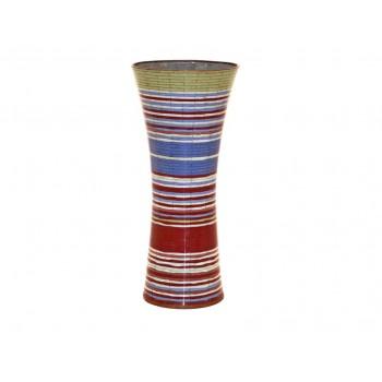 Vase - Blue Zebra