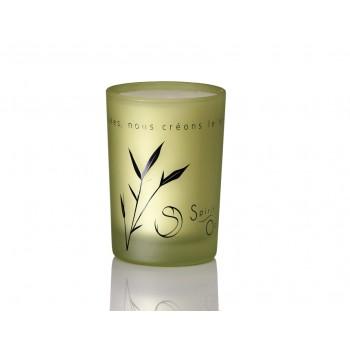 Coromandel scented candle