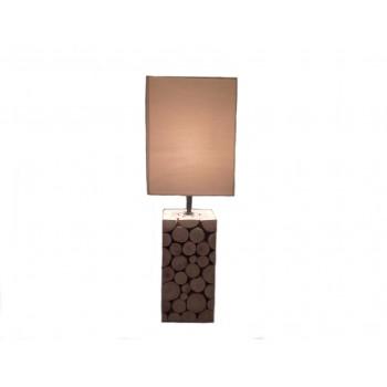 Lampe design bois Cygnus