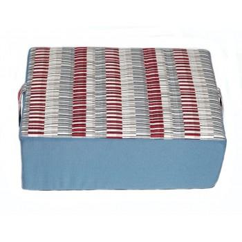 Meditation cushion - Baguettes Magiques collection - Blue