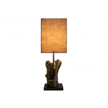 Lampe design bois Wei