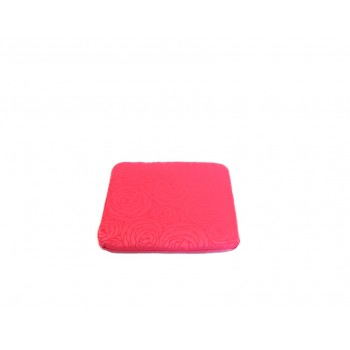 Padded cushion - Fleurs de Bonheur collection - Pink