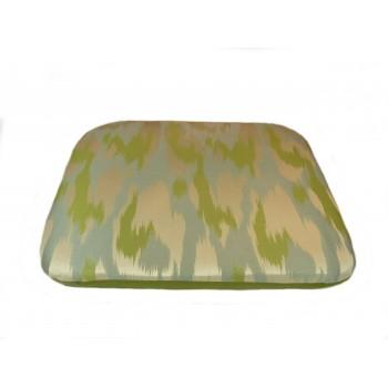 Coussin futon - Collection Joie de Vivre - Vert